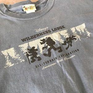 Disney Wilderness Lodge T Shirt